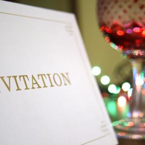 Announcements/ Invitations
